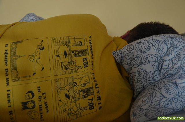 Диджей спит, эфир идет