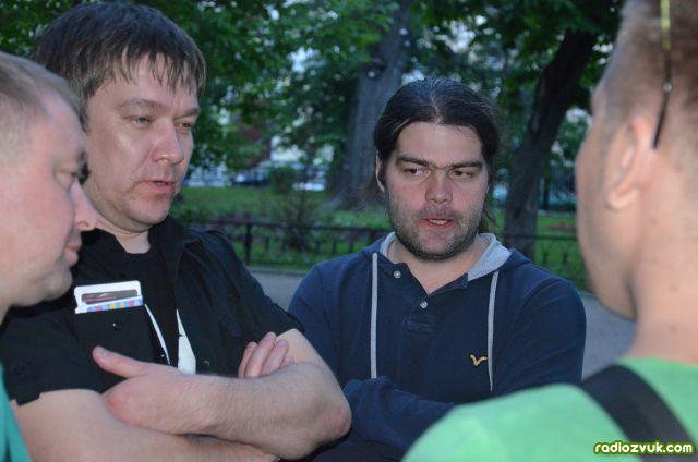 NAMM Musikmesse Russia 2012